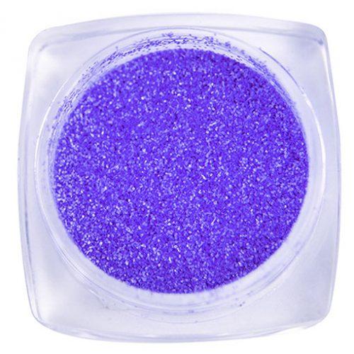 Komilfo бархатный песок 006 (фиолетовый неон), 2,5 грамма