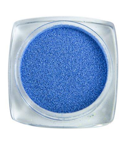 Komilfo бархатный песок 008 (синий), 2,5 грамма