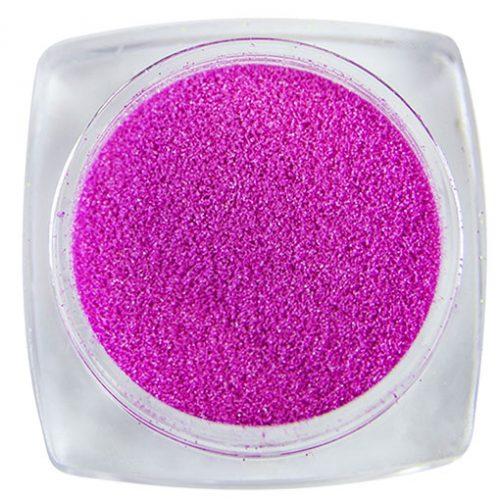 Komilfo бархатный песок 012 (фуксия неон), 2,5 грамма