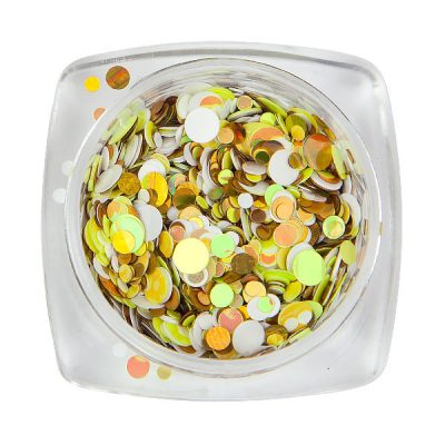 Komilfo конфетти (камифубуки) MIX 03, 1,5 грамм
