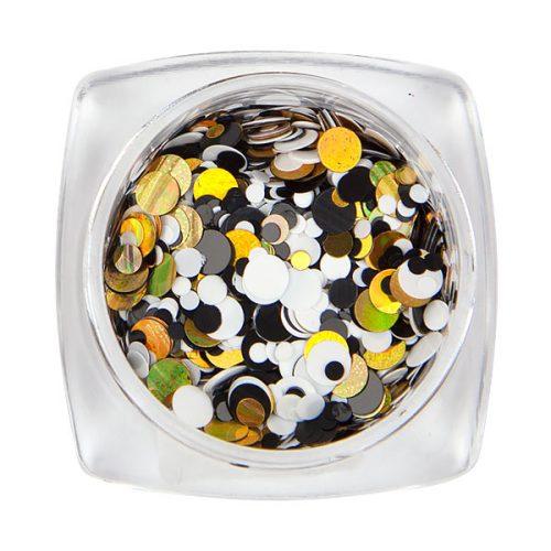 Komilfo конфетти (камифубуки) MIX 05, 1,5 грамм