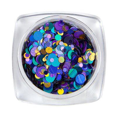 Komilfo конфетти (камифубуки) MIX 07, 1,5 грамм