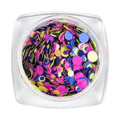 Komilfo конфетти (камифубуки) MIX 09, 1,5 грамм