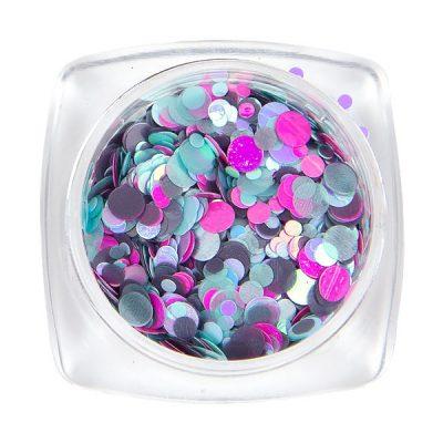 Komilfo конфетти (камифубуки) MIX 11, 1,5 грамм