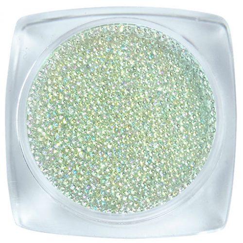 Komilfo хрустальные бульонки хамелеон — Crystal Pixie копии (стекло), 3 г