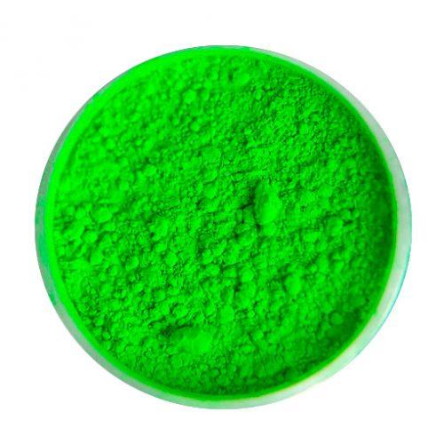 Komilfo цветной пигмент 003 зеленый неон матовый (2 г)