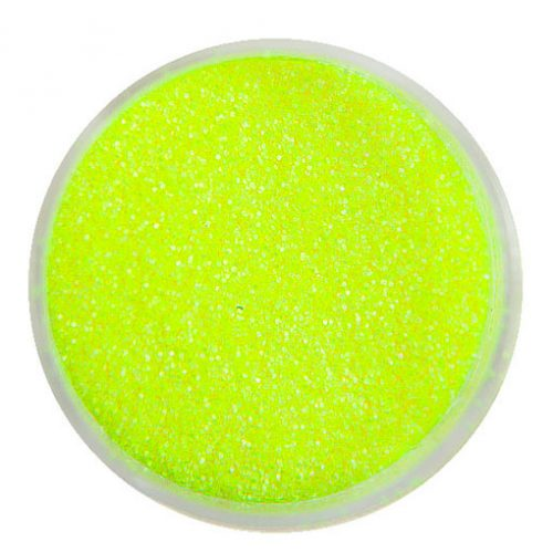 Komilfo втирка Мармелад 003 желтая неон, 1,5 грамм