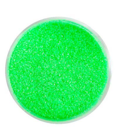 Komilfo втирка Мармелад 004 зеленая неон, 1,5 грамм