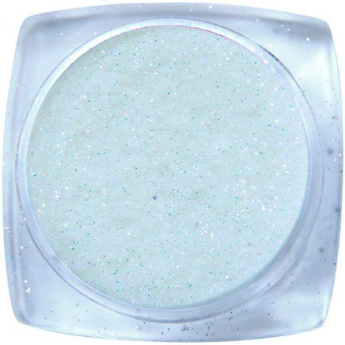 Komilfo блесточки 021, размер 1, (белые, разноцветные), 2,5 г