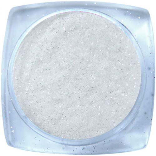Komilfo блесточки 022, размер 1, (белые, серебристые), 2,5 г