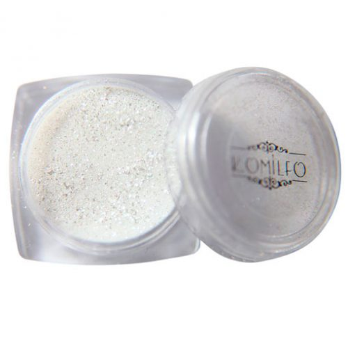 Акриловая пудра Komilfo 004 Diamond Glitter, 3 г