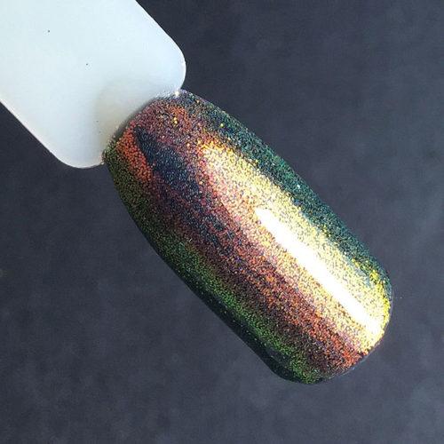 Блестки 029 размер 0,01, 2,5 г (цвет перелива красно-зеленый)