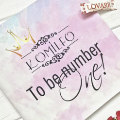 Другая продукция Komilfo