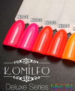 "Гель-лаки Komilfo ""Deluxe Series Color Gel Polish Neon"""