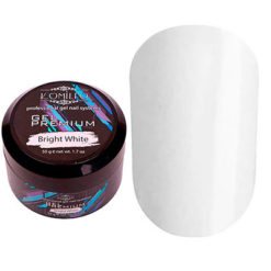 Komilfo Gel Premium Bright White, 50 г