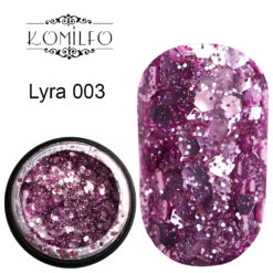 Komilfo Star Gel №003 Lyra, 5 мл