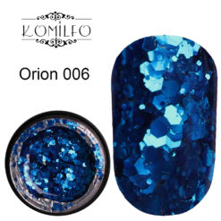 Komilfo Star Gel №006 Orion, 5 мл