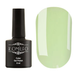 Гель-лак Komilfo №GEM010 (lime sheer), 8 мл