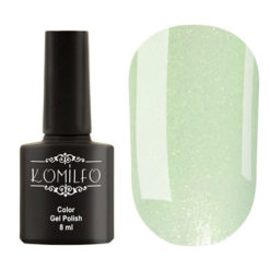 Гель-лак Komilfo №GEM011 (lime crush), 8 мл
