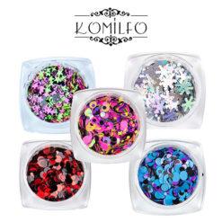 Komilfo конфетті (каміфубуки)