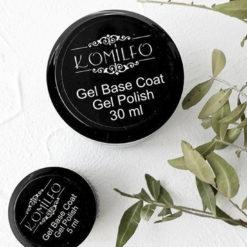 Базові і топові покриття Komilfo