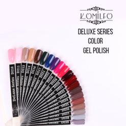 "Гель-лаки Komilfo ""Deluxe Series Color Gel Polish"""
