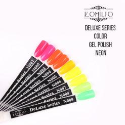 "Гель-лаки Komilfo ""Deluxe Series Color Gel Polish Neon"""