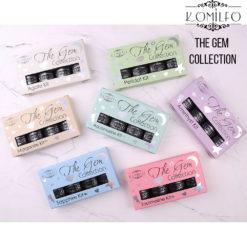 Гель-лаки Komilfo The Gem Collection